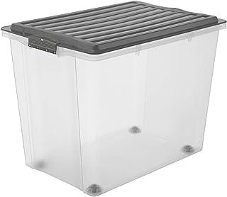 Rotho–Caja para Guardar Compact Transparente