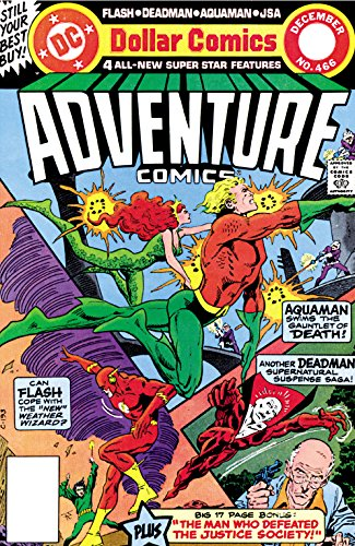 Adventure Comics (1938-) #466 (English Edition)