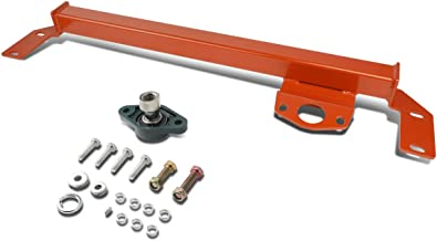 For Dodge Ram 2500 3500 4WD / AWD Mild Steel Steering Gear Box Stabilizer Brace/Bar (Red) -Type 1