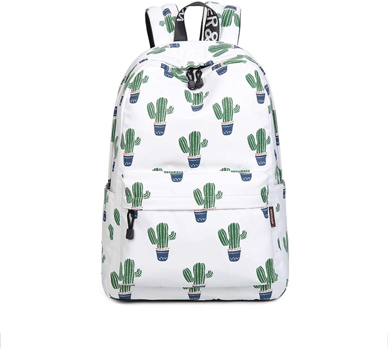 LBYMYB Backpack Waterproof College Wind Student Largecapacity School Bag kids's backpack (color   G)