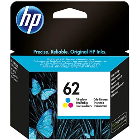 Italy'S Cartridge Cartuccia Hp 62, Colore, Compatibile Per Hp P Officejet 5740E All in One, 8040 Envy 5640E 5540 5644E 5660E C2P06Ae 62C