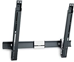 Vogel's TV Wall Mount, Thin 515 Extra Thin Tilting Bracket for 40-65 inch TVs, Black