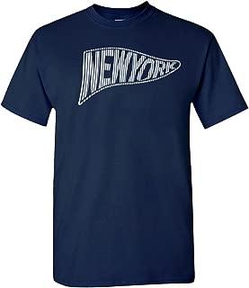 Xtreme Apparrel New York Pennant Flag Shirt