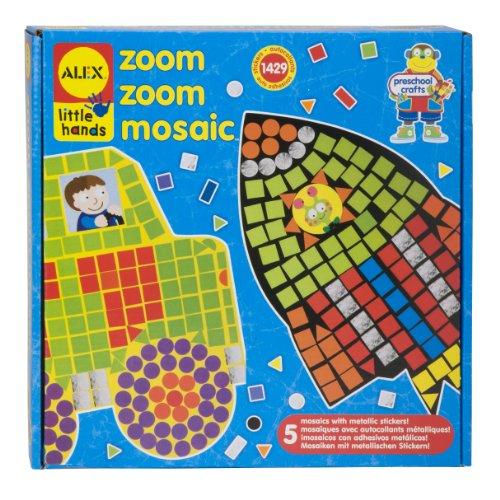 Alex 1405 - Zoom Zoom Mosaik