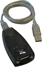 Tripp Lite Keyspan High-Speed USB to Serial Adapter, PC & Mac (USA-19HS)