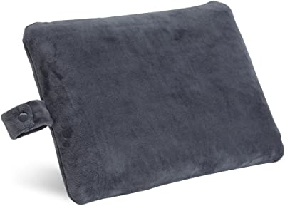 World's Best Cushion, Charcoal Soft Memory Foam Rectangle Pillow