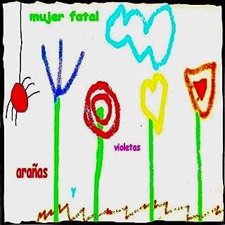 Arañas Y Violetas