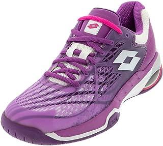 Lotto Mirage 100 Speed Size 8.5 - Women's Tennis Shoes Purple