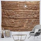 Hermoso tapiz de madera para colgar en la pared, decoración del hogar, tela de fondo bohemio, manta de sofá hippie A4 130x150cm