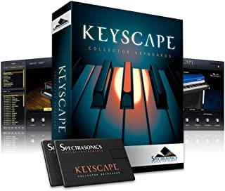 keyscape size
