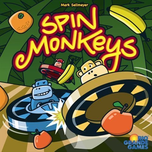 Rio Grande - Spin Monkey