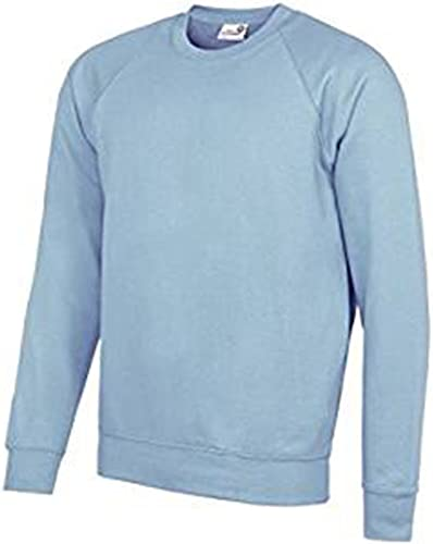 Awdis - Sweat-Shirt - Moderne - Homme Academy Sky L