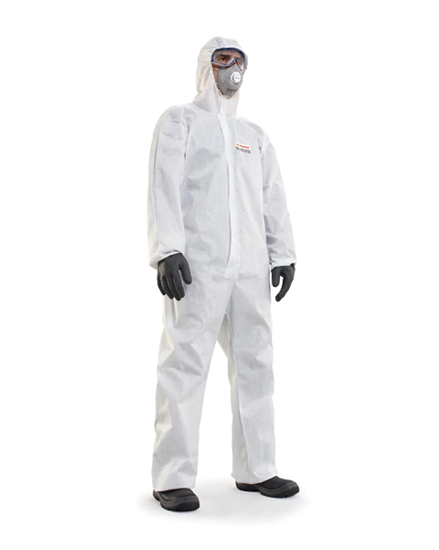 ハンディキャップスリーブドルハネウェル ミューテックスライト 防護服 サイズXL 身長182-188cm 10枚組