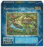 Ravensburger 12934 Escape Room Jungle - Puzzle de 368 Piezas para niños a Partir de 9 años
