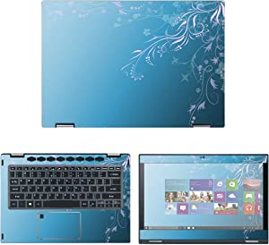 Decalrus - Protective Decal Skin Sticker for Acer Spin 5 Convertible SP513-53N / SP513-52N (13.3