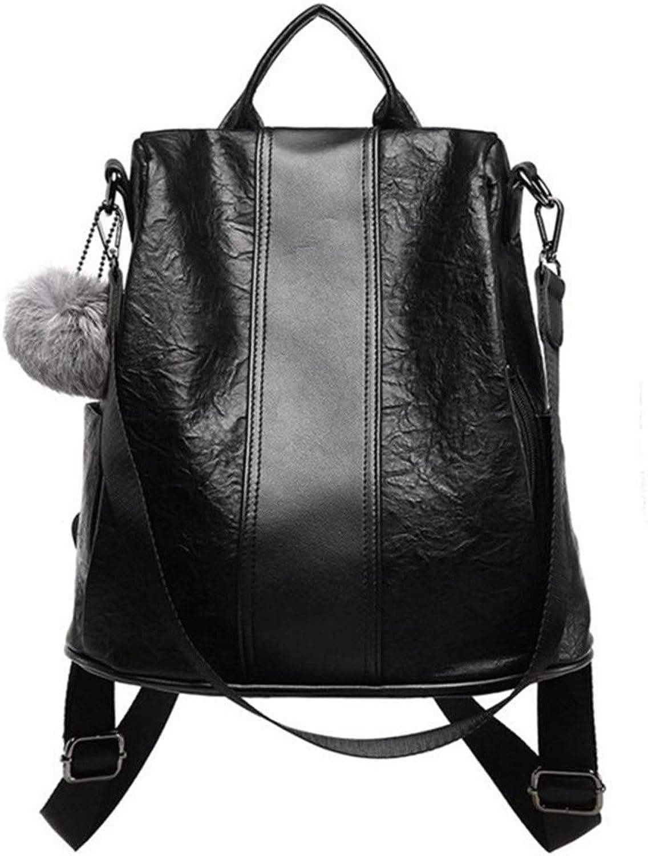 SWEANTY Woherren Pu Wasserdicht Und Anti-Diebstahl Fashion Brach Ball Dekoration College Wind Umhängetasche Satchel Bag Handtasche B07JLX9PRY  Hervorragender Stil