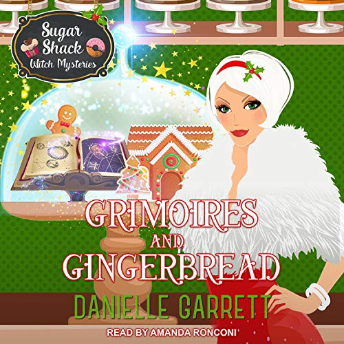 Grimoires and Gingerbread cover art