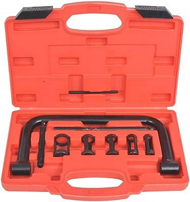 SKB family Valve Spring Compressor 10-Piece Tool Set