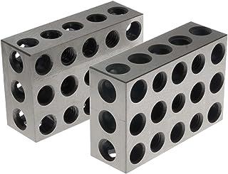 "Best BL-123 Pair of 1"" x 2"" x 3"" Precision Steel 1-2-3 Blocks Review"