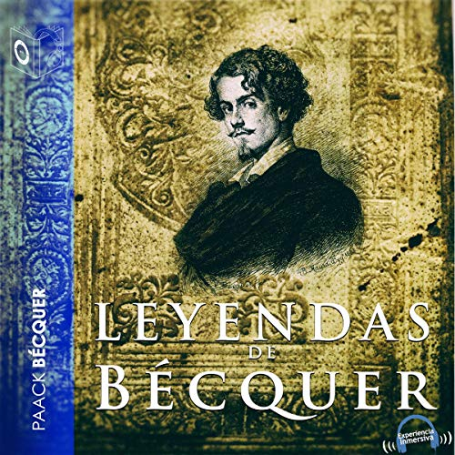 Leyendas de Bécquer audiobook cover art
