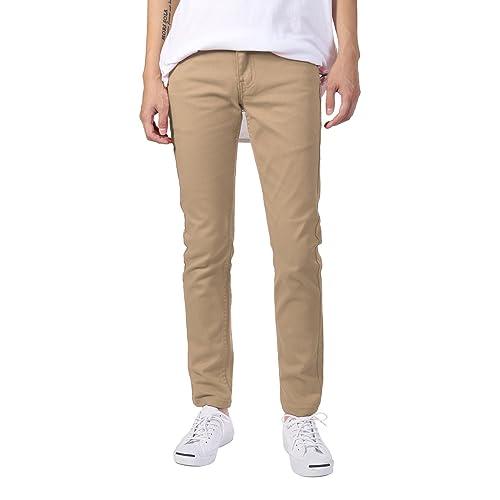 0c57ed4115b Men s Skinny Khaki Pants  Amazon.com