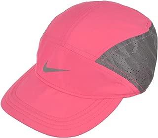 Nike Little Girls' Featherlight Dri-Fit 5-Panel Cap (One Size)