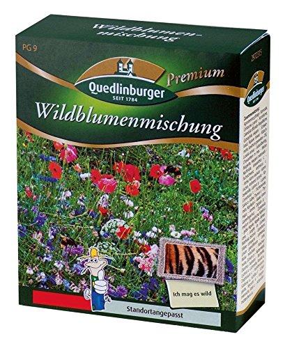 Wildblumenmischung (ohne Gräser) 200g für 200m²