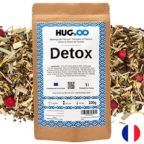 HUGOO - DETOX Thé...