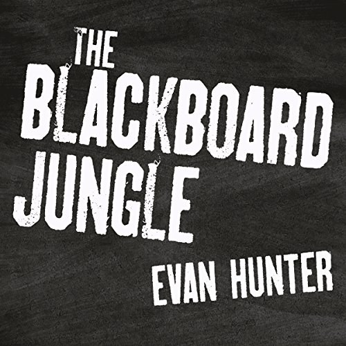 Couverture de The Blackboard Jungle