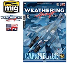 Ammo of Mig TWA The Weathering Aircraft ISS.6 Camouflage English Magazine #5206