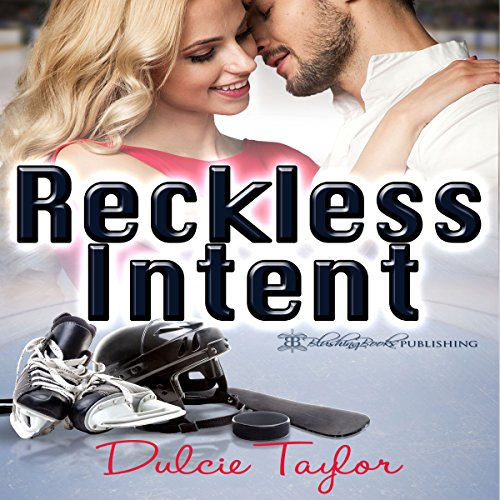Reckless Intent audiobook cover art