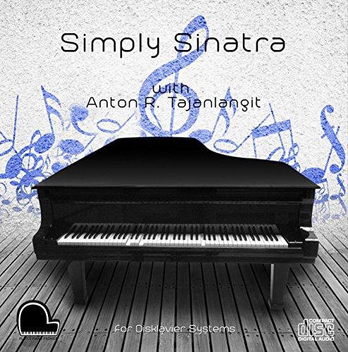 Simply Sinatra - Yamaha Disklavier Compatible Player Piano MP3's on USB Flash Drive