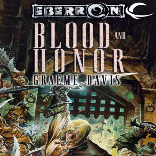 Blood and Honor audiobook cover art