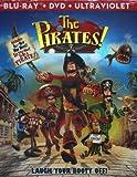 Pirates Band of Misfits With Bandana [Blu-ray]
