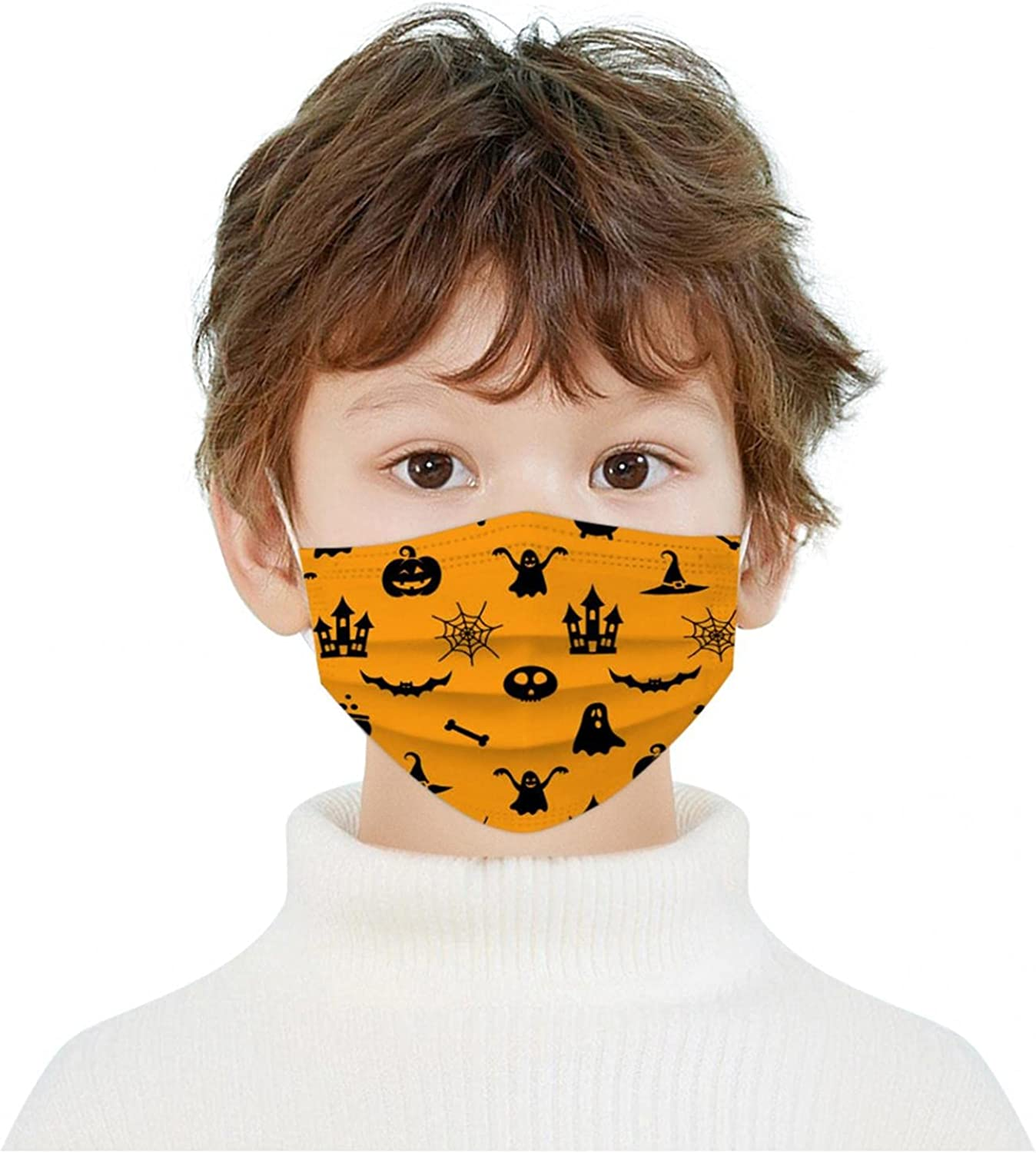 eNGTGK Kids Disposable Face p 3 𝕄𝔸𝕊𝕂 San Diego Mall Free shipping / New