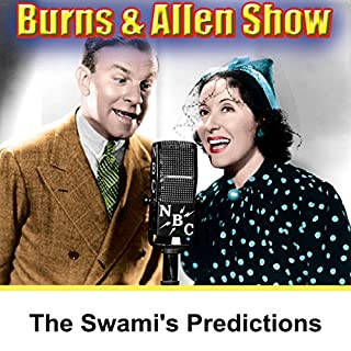 The Swami's Prediction audiobook cover art