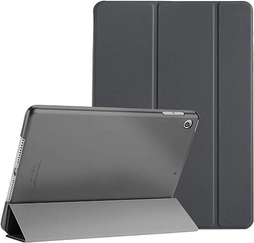 ProCase iPad 10.2 Case 2020 iPad 8th Generation / 2019 iPad 7th Gen Case, Slim Stand Hard Back Shell Protective Smart...