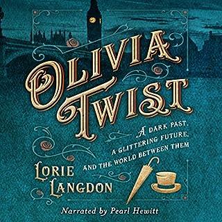 Olivia Twist (Blink) audiobook cover art
