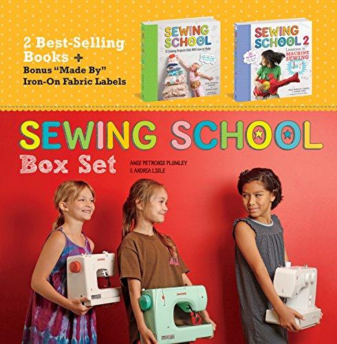 Sewing School Box Set: Sewing School & Sewing School 2