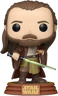Funko Pop! Star Wars: Across the Galaxy - Qui-Gon Jinn (Tatooine), Amazon Exclusive