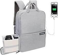 CADeN DSLR/SLR Camera Backpack Bag w/15.6