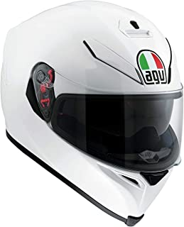 AGV Unisex-Adult K-5 S Helmet (X-Small) (Pearl White), XS