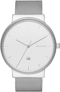 Skagen Men's SKW6290 Ancher Stainless Steel Mesh Watch