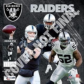 Raiders 2019 Calendar
