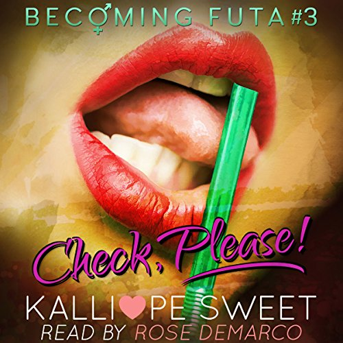 Check, Please! audiobook cover art