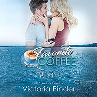 Favorite Coffee Series audiobook cover art