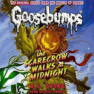 Classic Goosebumps: The Scarecrow Walks at Midnight cover art