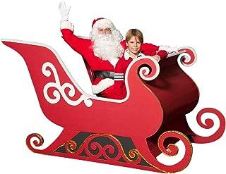 Best cardboard santa sleigh life size Reviews