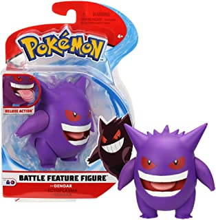 Giochi Preziosi Precious Pokemon Games Characters with Gengar Launcher Function, 12 cm