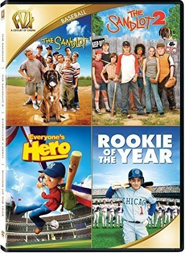 The Sandlot / The Sandlot 2 / Everyone's Hero / Rookie of the Year Qua